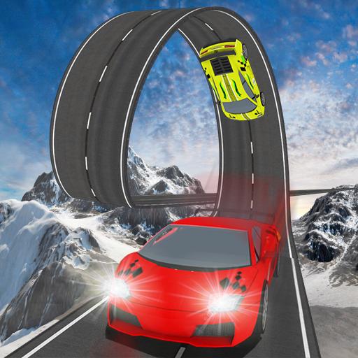 模擬App|上 車 レース スタント LOGO-3C達人阿輝的APP