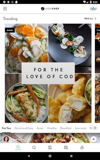 SideChef: 18K Recipes, Meal Planner, Grocery List 4.7.3 Screenshots 17