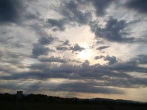 Photo: Елена Ветушенко,«На рассвете перед грозой», глянцевая фотобумага, разм. 21 х 30 см