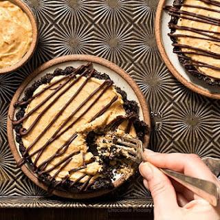 No Bake Mini Peanut Butter Mousse Tarts for Two Recipe