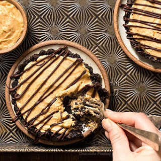 No Bake Mini Peanut Butter Mousse Tarts For Two.