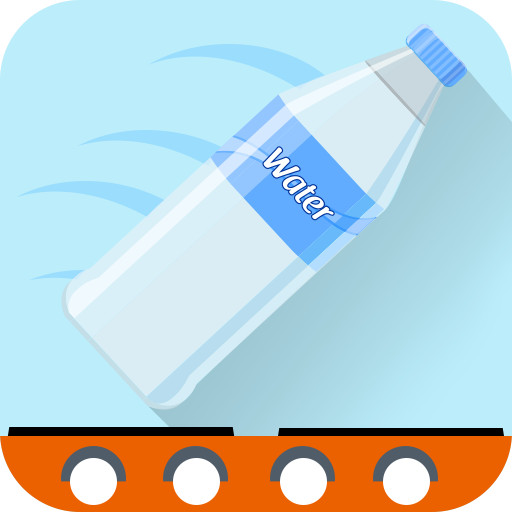 Bottle Flip 休閒 App LOGO-硬是要APP