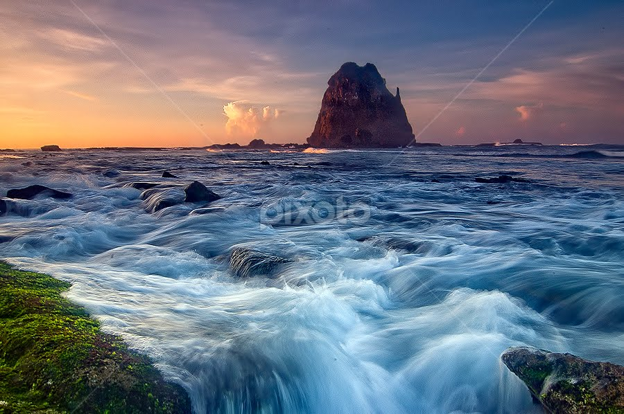 amazing morning by Eko Sumartopo - Landscapes Waterscapes