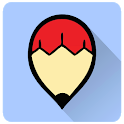ScribMaster draw and paint icon