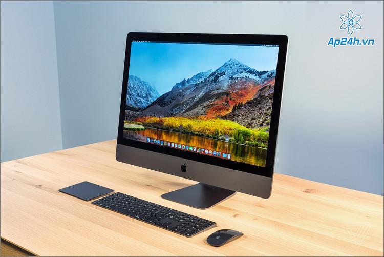 iMac Pro đã ra mắt được 9 năm