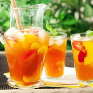 How to Make a Delicious Ice Lemon Tea and Fresh Recipe