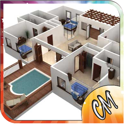 3d simple house plan apps on google play