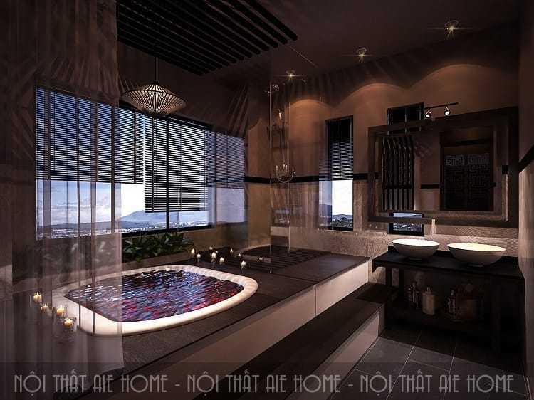Xu hướng thiết kế nội thất spa tối giản