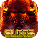 Wild Buffalo Safari HD Slots icon