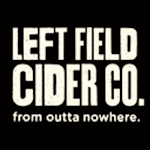 Logo for Left Field Cidery