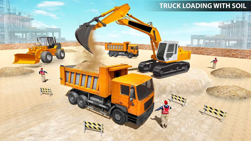 Heavy Sand Excavator Simulator 2020 modavailable screenshots 1
