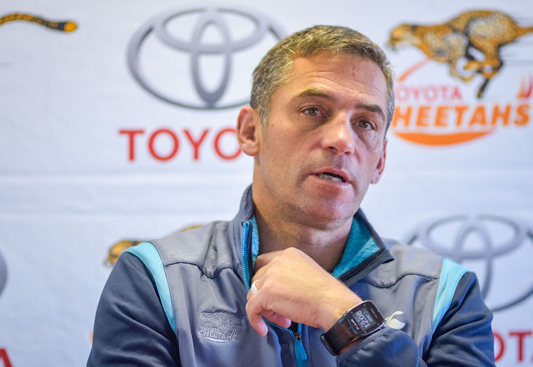 AIMING HIGH: Cheetahs coach Franco Smith wants a big haul of points against the Isuzu Southern Kings
