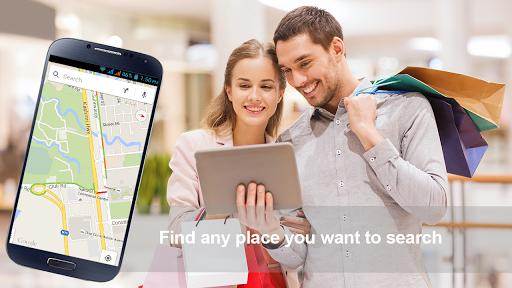 GPS , Maps, Navigations & Voice Directions 1.0 screenshots 1