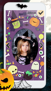 Halloween Photo Frames - Picture Editor Collage - náhled