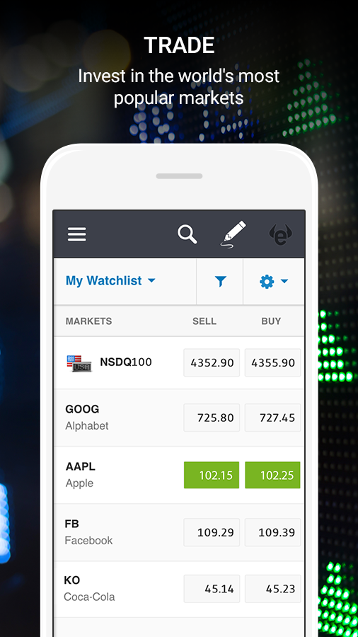 eToro - Social Trading – Apps on Google Play