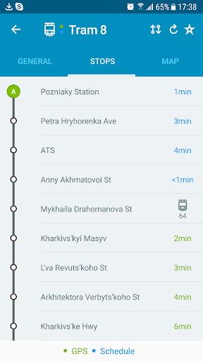 EasyWay public transport  screenshots 6