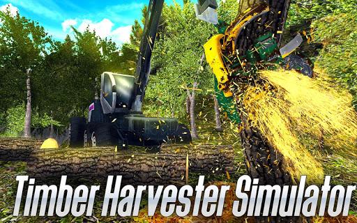 Timber Harvester Simulator  screenshots 1