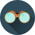 Binoculars & Light icon