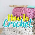How to crochet Step by Step - Crochet Pattern