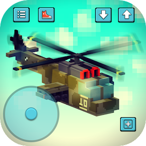 Gunship Craft Crafting Amp Helicopter Flying Games