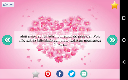 Frases Românticas p/ Whatsapp- screenshot thumbnail