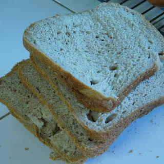 Light Rye Bread (Bread Machine).