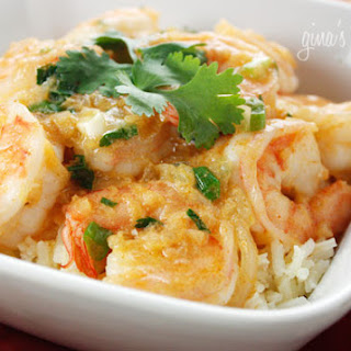 Coconut Curry Shrimp With Rice Recipes