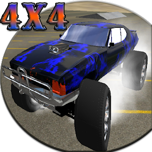Monster Stunt Car for PC and MAC