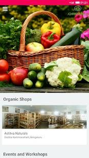 Organic Basket - náhled