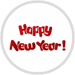 New Year Stickers - WAStickerapps Icon