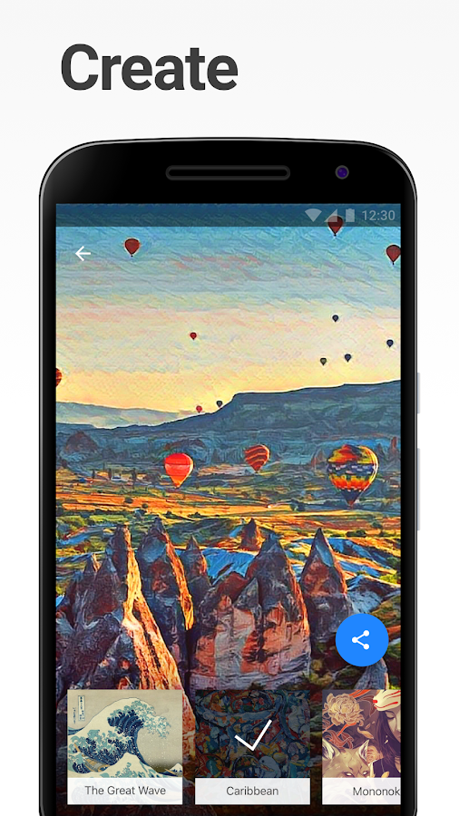 Prisma- screenshot