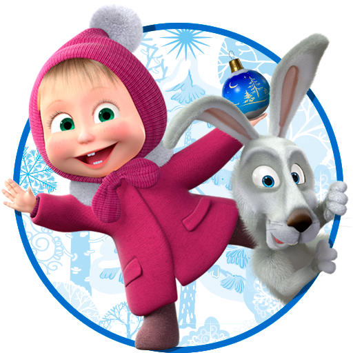 Masha and The Bear: Xmas shopping file APK for Gaming PC/PS3/PS4 Smart TV