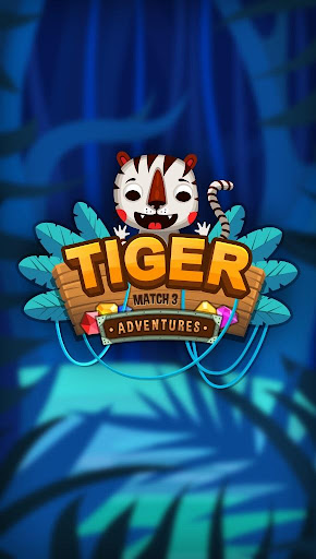 Tiger Adventures - Match 3 - screenshot