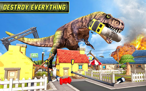 Dinosaur Simulator Rampage 1.0.1 screenshots 2