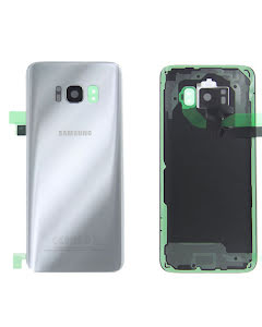 Galaxy S8 Back Cover Silver