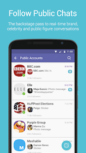 Download Viber Messenger For PC Windows and Mac apk screenshot 5