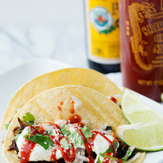 Slow Cooker Korean Tacos Recipe