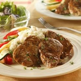 Pork Tenderloin Diane Sauce Recipes