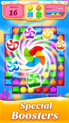 Cookie Amazing Crush 2020 - Free Match Blast modavailable screenshots 3