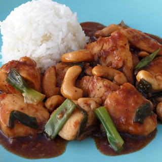 Chinese Cashew Chicken Recipes.