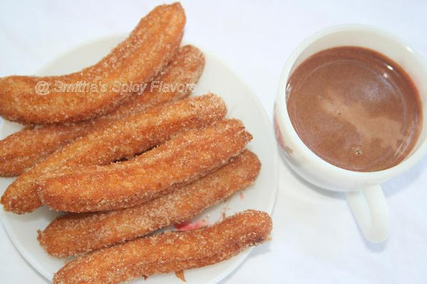 Churros (sallye) Recipe