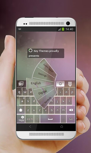 無料个人化Appの色付きキーボードコスモス|記事Game