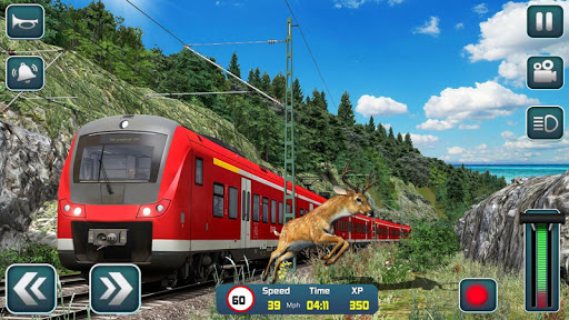 Euro Train Driver Sim 2020: 3D Train Station Games 1.4 screenshots 5