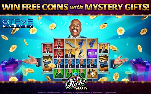 Hit it Rich! Lucky Vegas Casino Slot Machine Game Screenshot