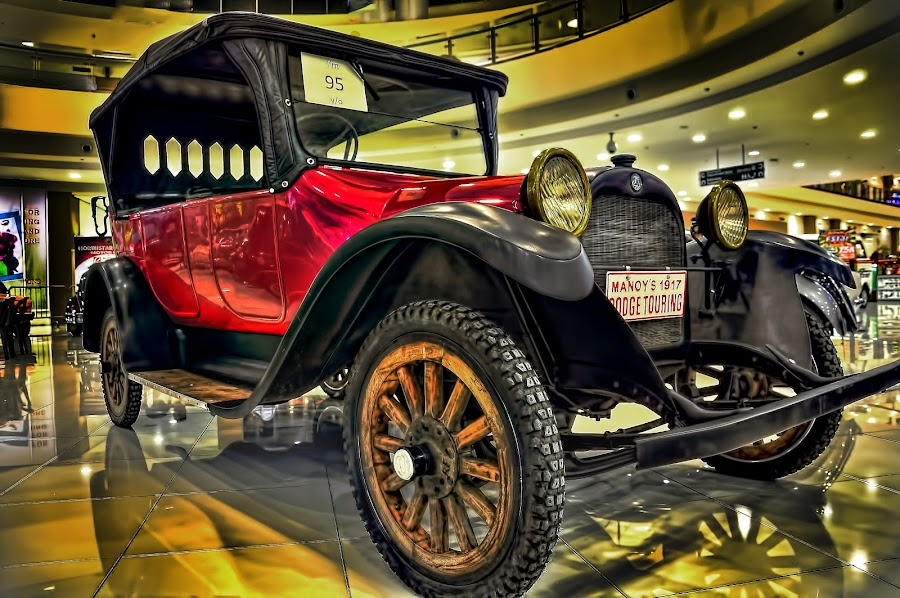 Manoy's 1917 DODGE TOURING by Eshwer Gonzales - Transportation Automobiles
