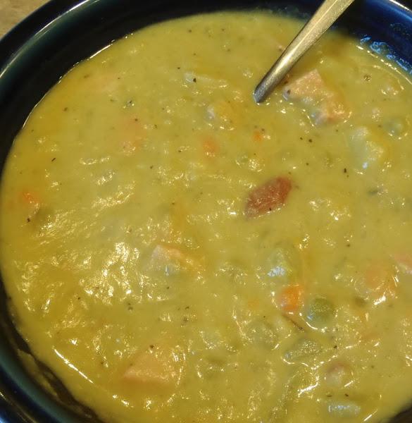 Irish Split Pea Soup Recipe
