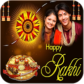 Rakhi Photo Frames Free