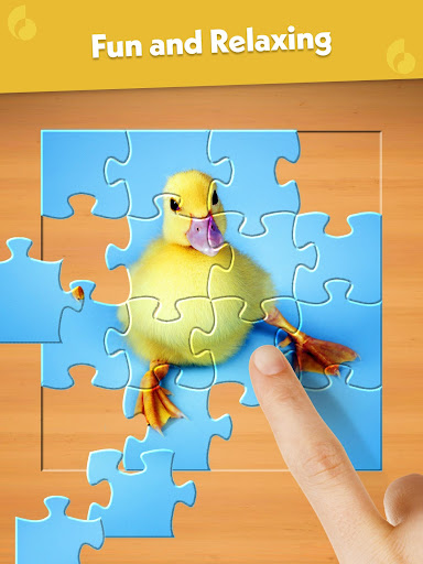 Jigsaw Puzzle: Create Pictures with Wood Pieces screenshot 10