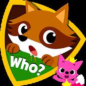 Tải Game Pinkfong Tớ là ai?
