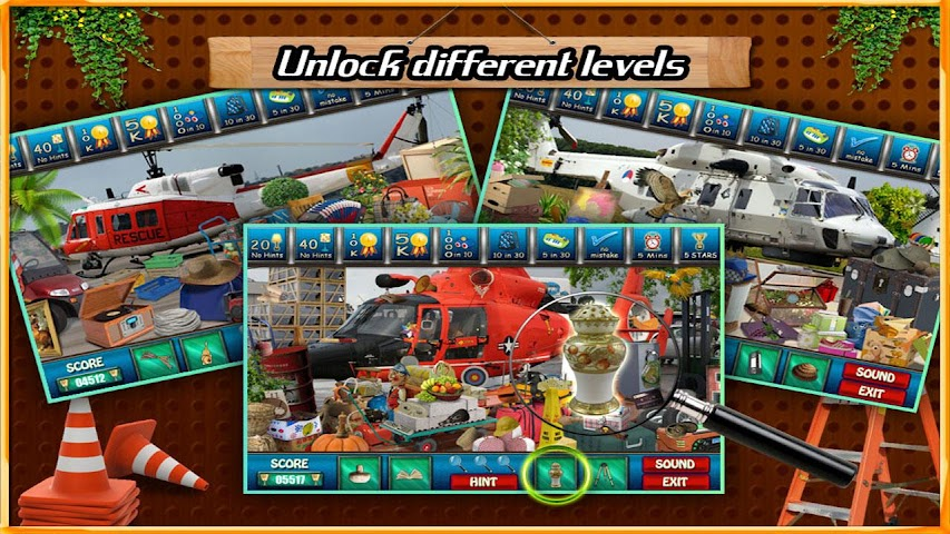 android Helipad New Find Hidden Object Screenshot 1